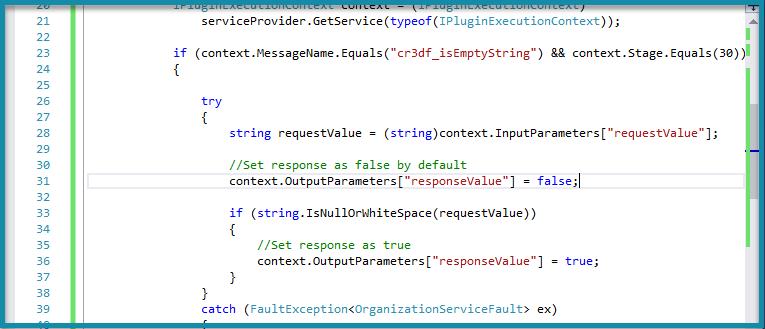 Creating CDS Custom API